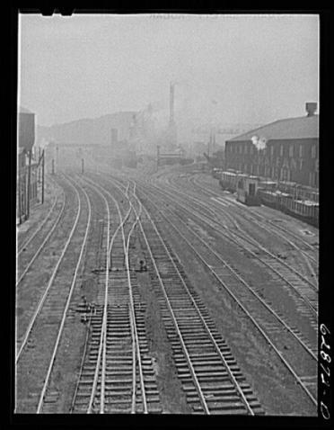 Carnegie-Illinois Steel Mill Etna 10