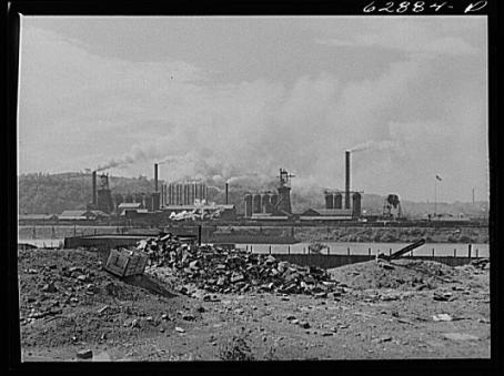 Carnegie-Illinois Steel Mill Etna 4