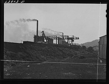 Carnegie-Illinois Steel Mill Etna 5