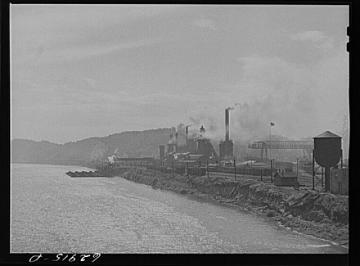 Carnegie-Illinois Steel Mill Etna 6
