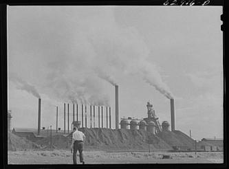 Carnegie-Illinois Steel Mill Etna 7