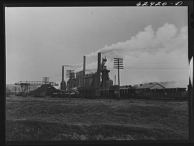 Carnegie-Illinois Steel Mill Etna 8