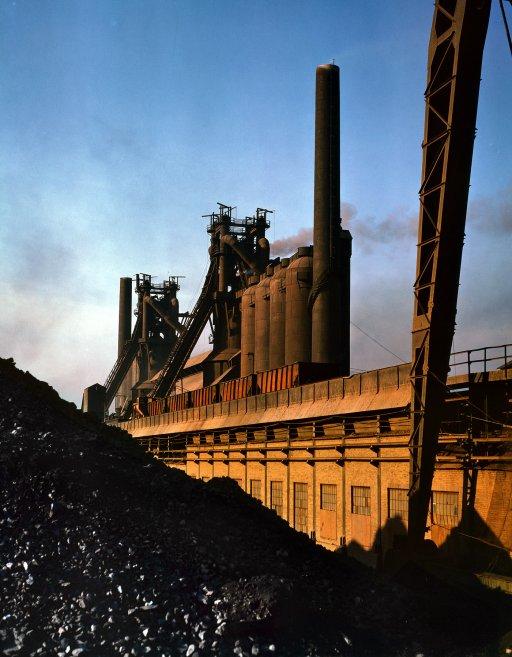 Carnegie-Illinois Steel Mill
