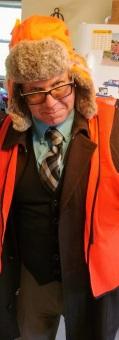 Sean Kinney Blaze Orange